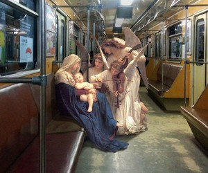 """2 Reality"" – Classical Paintings in Modern Life"