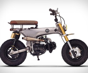 Classified Moto Honda CT70 Scrambler