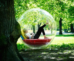 Your Personal 'Cocoon' Living Pod