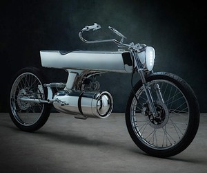 Motorcycle design in a new dimension