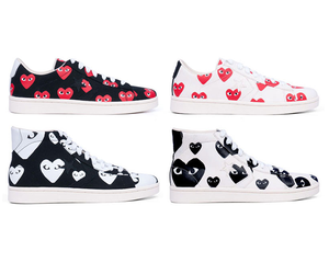 CONVERSE PRO LEATHER X COMME DES GARCONS PLAY