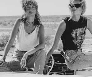 ON THE ROAD AGAIN WITH THELMA & LOUISE