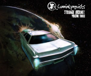 "CunninLynguists – ""Strange Journey Volume Three"""