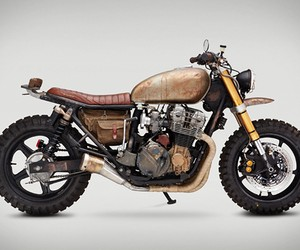 Darryl´s Bike | by Classified Moto