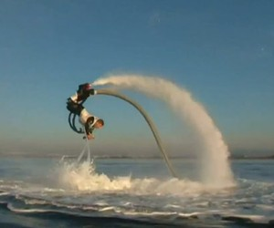 Water Powered Dolphin Jetpack / Flyboard
