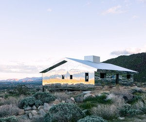 Doug Aitken Mirage House in California