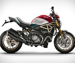 Ducati Monster 1200 25TH Anniversary