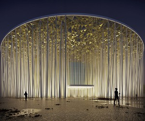 Wuxi Show Theater by Steven Chilton, China