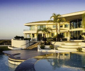 Eddie Murphy's Mansion in Granite Bay, California