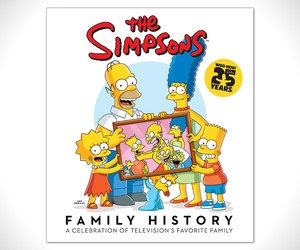 The SImpsons Family HIsotry