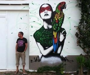 Streetart: FIN DAC New Murals In Ibiza