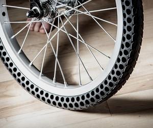 Flat Free Bicycle Tires