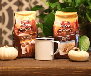 Folgers Gourmet Selections Coffee + Recipes