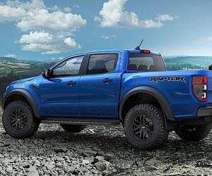 Ford releases the all-terrain Ranger Raptor