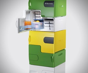 Flatshare Shared Fridge Design