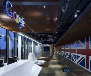 Google's New London Headquarters by Penson