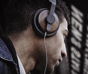 Grain Audio Wood Headphones