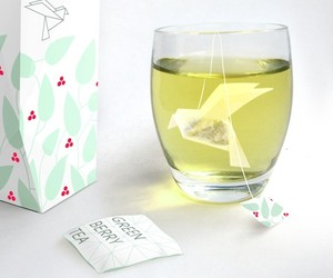 ORIGAMI GREEN BERRY TEA