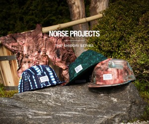 NORSE PROJECTS THE SHIBORI SERIES
