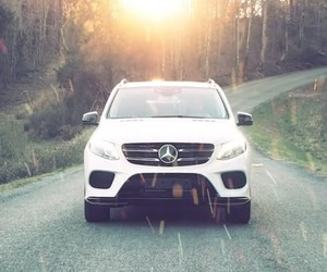 Guardians Of The GLE // Driving the Mercedes-Benz