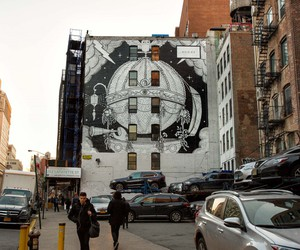 GUCCI PRESENTS A MURAL IN NYC BY JAYDE FISH