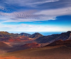 A LOOK AT THE HALEAKAL NATIONAL PARK