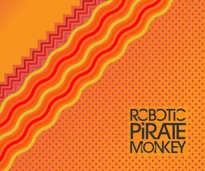Robotic Pirate Monkey - HEAT.WAV EP