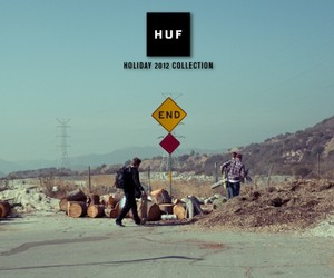 HUF LOOKBOOK HOLIDAY COLLECTION