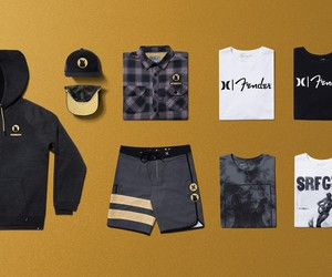Fender x Hurley Limited Edition Men's Capsule