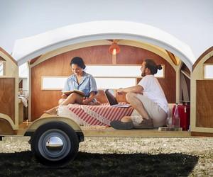 Hutte Hut Camper
