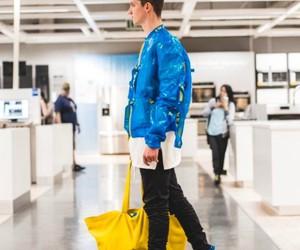 Jordans from IKEA bags
