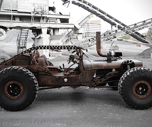 "Hauk Designs - ""Mad Max"""