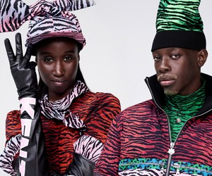 KENZO x H&M collection