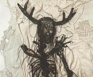 Lazarus Taxa - crochet by Caitlin T. McCormack
