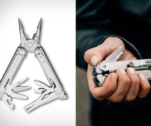 Leatherman Free Multitool
