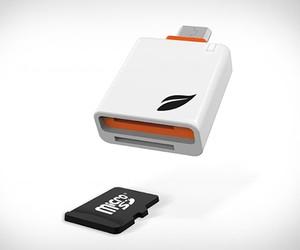 Leef Access microSD Reader