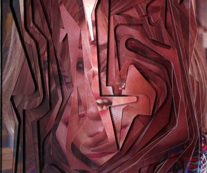 UNPORTRAIT – Multilayered Portrait Installations