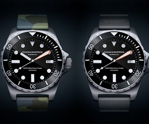 M2 Diver | by Haigh & Hastings