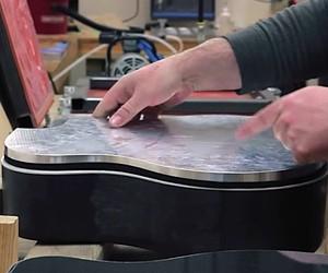 A short tour of the McPherson Guitar Company