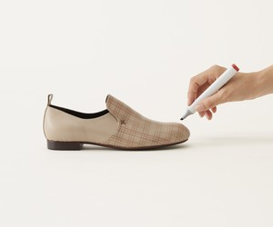 "Markers-Shoes by Nendo for ""by 