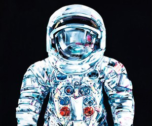 Space Paintings By Michael Kagan
