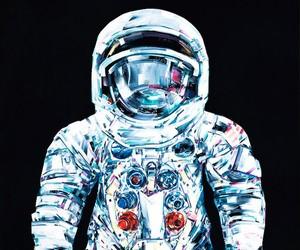 Space Paintings By Michael Kagan