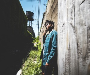 Listen: Mick Jenkins - Get Up Get Down