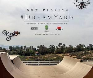 BMXing: Dream Yard ft. Pat Casey