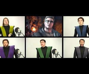 Mortal Kombat Theme Song A Capella Cover