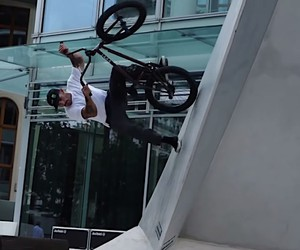 BMX: The CULT CREW was traveling in Germany