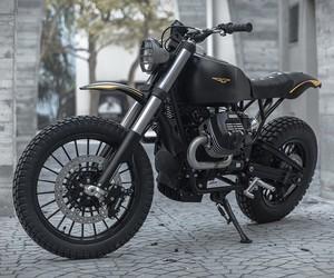 Moto Guzzi Urban Scrambler
