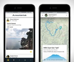 Mountain Hub App