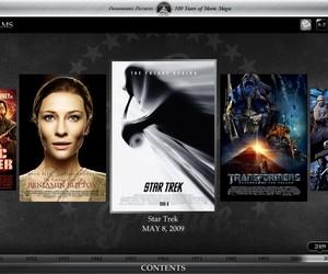 'Paramount100' iPad App