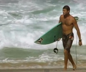 Gnarliest Teahupoo Wave Ever Nathan Fletcher